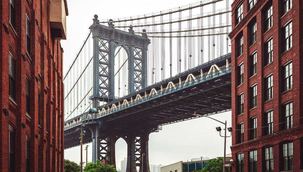 The Brooklyn Bridge to illustrate the location our team refers to when discussing the Brooklyn market reports