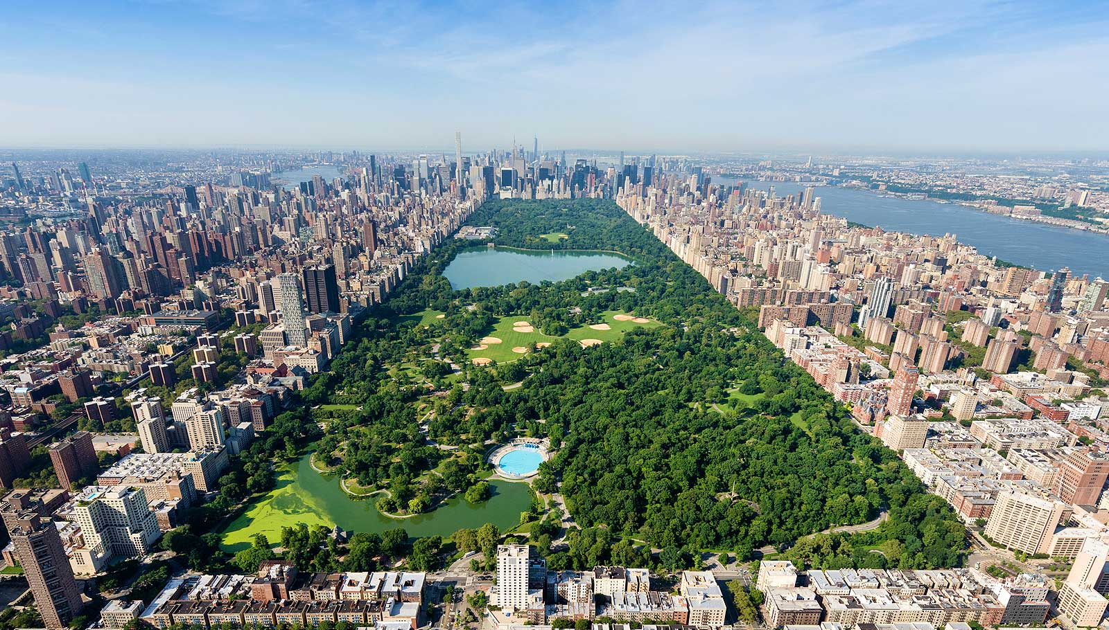Central Park to illustrate the location our team refers to when discussing the Manhattan market reports